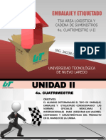 Embalaje y Etiquetado Unid II
