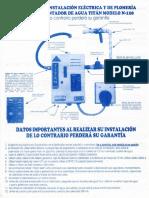Instructivo de Instalacion Cpvc
