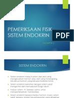 Pemeriksaan Fisik Sistem Endokrin