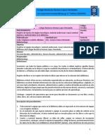 Protocolo de Registro de Material