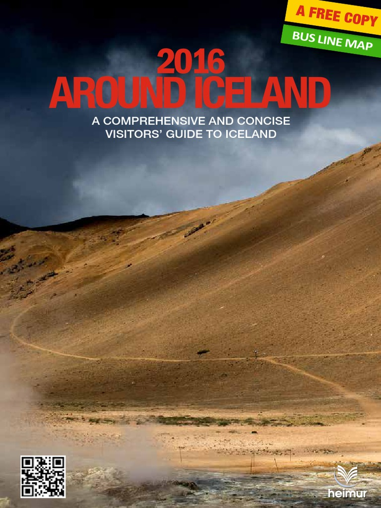 around_iceland_2016 pdf   Iceland   Tourism