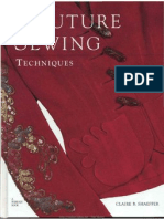 Couture Sewing Techniques (1994)
