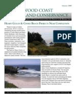 Summer 2008 Newsletter Redwood Coast Land Conservancy