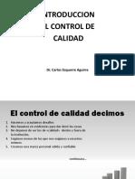Introducción Al Control de Calidad en Banco de Sangre - Pruebas Serologicas