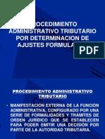 Procedimiento Administrativo Tributario -VERSIÓN 2011