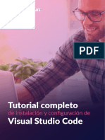 Visual Studio Instalación 2018