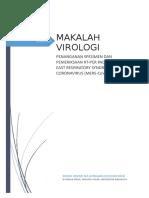 makalah virologi