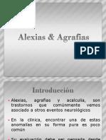 Alexias y Agrafias