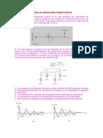 Examen de Vibraciones I PARCIAL2012