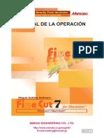 FC7.Illustrator MANUAL(Spanish) D201595 V1.3