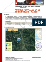 PASCO - Oxapampa - Pozuzo (Palmapampa) - Precipitaciones Pluviales (Reporte Complementario 01)