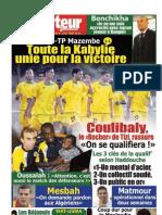 LE BUTEUR PDF du 15/10/2010
