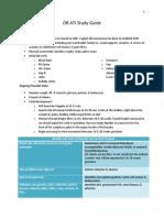 ATI OB Study guide.pdf