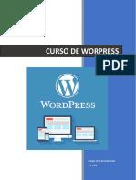 Temario de Curso Wordpess