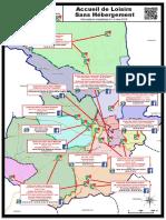 Carte des ALSH d'Aix-en-Provence