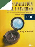 LA DESAPARICION DEL UNIVERSO (Gary R. Renard) - www.liberatuser.es.pdf