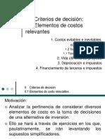 II1 Elementos de Costos Relevantes(2)