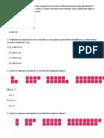 Respuestas de Examen de Matematicas-V