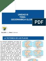4. Plan de Clases - 4 Geodinamica Global