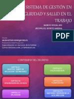 Estructura Del .Sg-sst