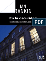 En La Oscuridad - Ian Rankin