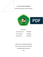 (Paper) Analisa Strategi Bisnis Pada Rocket Chicken Kota Blitar