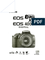 Manual Canon 400 Lb Romana