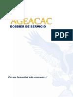 Dossier de Servicio Ageacac Venezuela