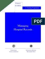 IRMT Hospital Recs