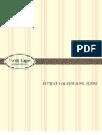 Twill Tape Branding Guidelines