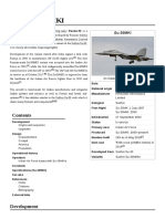 Sukhoi Su 30MKI