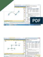 Simulaciones desarrolladas PKT