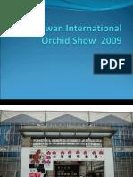 Taiwan International Orchid Show