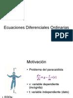 Unidad 7 - Ecuaciones Diferenciales Ordinarias (1)