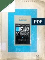 Mecánica de Fluidos (Bonifacio Fernández )