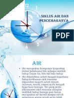 Air Dan Pencemaran Air