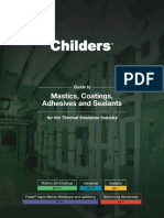 Childers Insulation Products Selection Guide