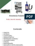 Anestesia Inalatória 13-1