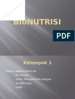 Bio Umum Dafa