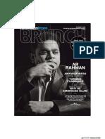 A.R. Rahman - HT Brunch | Rahman 360º