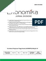 Ekonomika Juni 2017