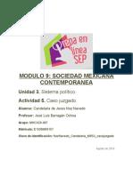NozNavedo Candelaria M9S3 Casojuzgado