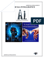 Artificial Intelligence Report by Ravindra Singh (1)