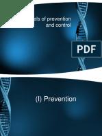 Prevention & Control