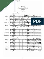 2° simfonia 1° movimento