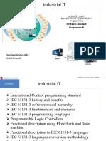 IEC 61131 standard Assignment #1
