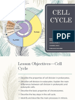 5. Cell Cycle and Mitosis