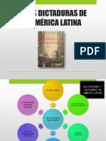 Las Dictaduras de America Latina.