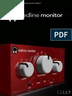 Redline Monitor Manual