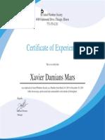 Plumbing Experience Certificate.docx